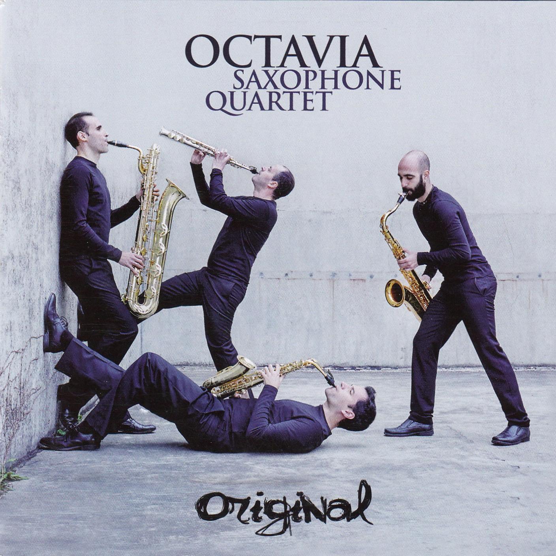 Octavia portada