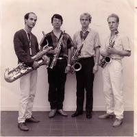 Hasta siempre: Aurelia Saxophone Quartet.