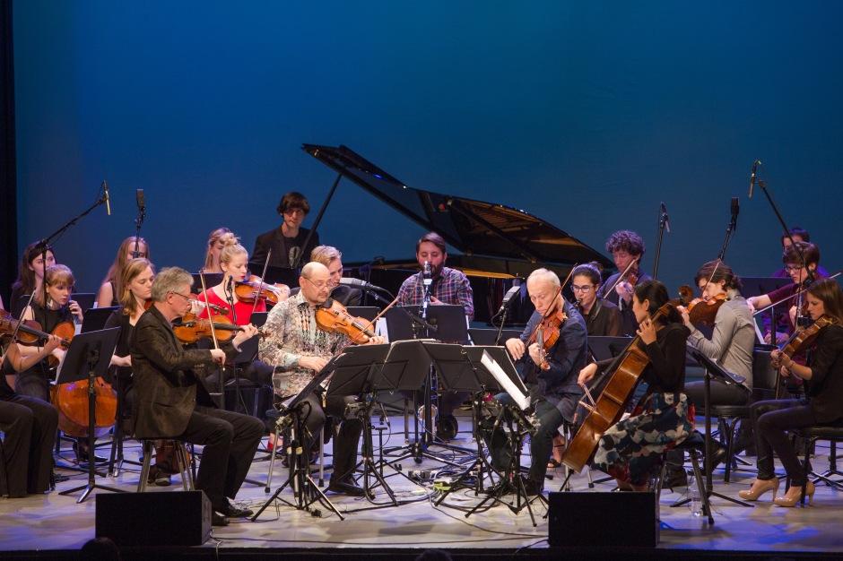 Kronos Quartet and AEON Ensemble at Symphony Space.jpg