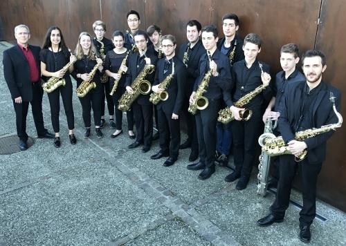 Concierto del Ensemble CRR Toulouse à Tournefeuille