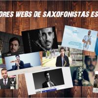 Las mejores webs de saxofonistas españoles