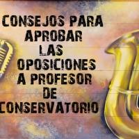 SAXRULES.COM: OPOSICIONES A PROFESOR DE CONSERVATORIO PARA DUMMIES