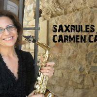 SaxRules.com Carmen Carrasco